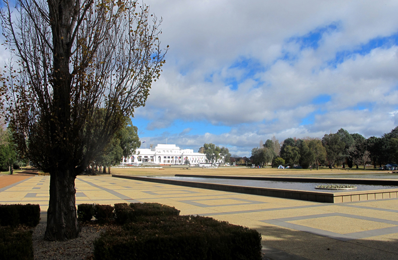 Old Museum - Canberra