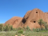 Around the rock - Uluru Kata Tjuta National Park