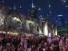 New Year's eve - Federation Square, Melbourne