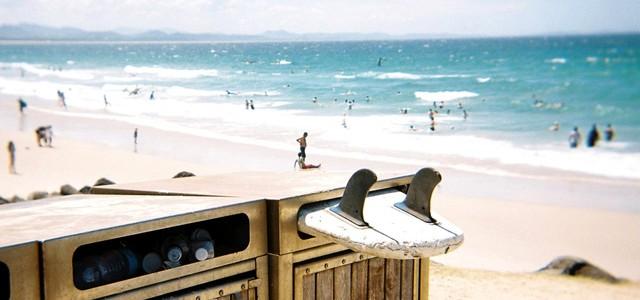 Le Concept du guide des backpackers en Australie