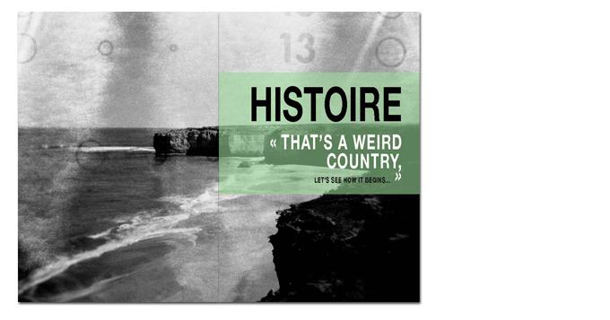 Histoire Australie
