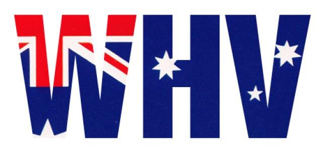 whv en australie   des changements  u00e0 pr u00e9voir
