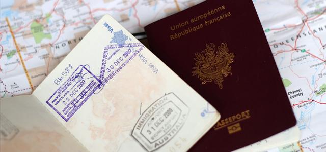 Visa vacances travail PVT