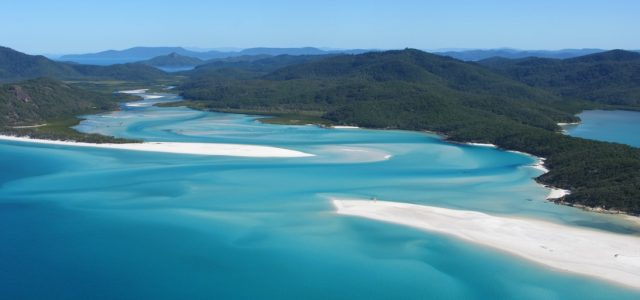Excursion dans les Whitsundays Islands