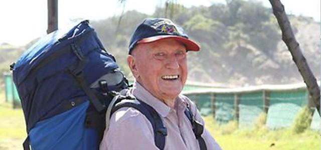 Keith Wright : Hommage au plus vieux Backpacker d'Australie