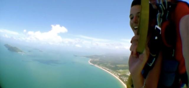 Saut en parachute – Mission Beach Queensland