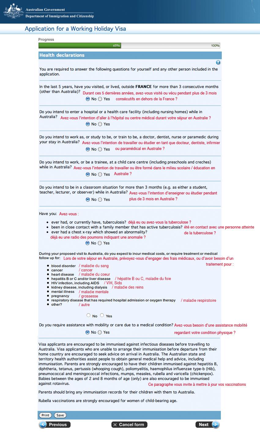 tutoriel whv australie 9