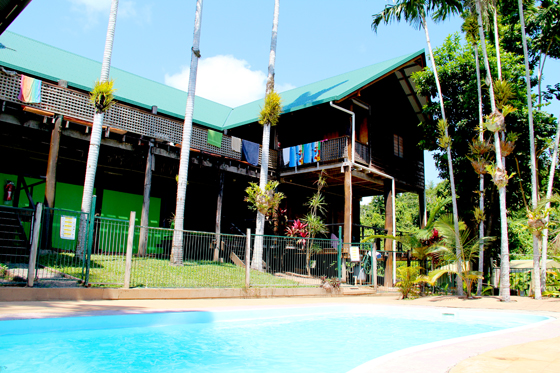 Jackaroo Backpacker Hostel Mission Beach Queensland Australie