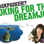 Backpackers Dream Job