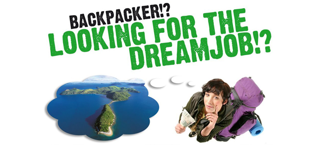 backpacker dream job ausrtalia