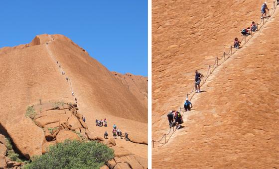 Faut-il monter sur Uluru 3