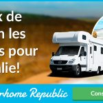 Comparateur location van – Camping-car