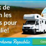 Comparateur location van – Camping-car