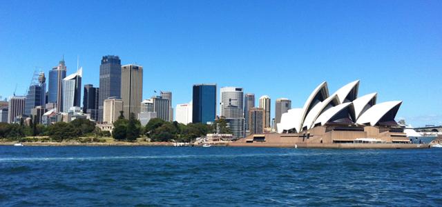 sydney et melbourne  dans le top 5 des villes les plus