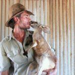 Kangaroo Dundee, sauveteur de kangourous