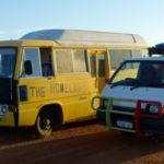 Vivre un an dans un van en Australie