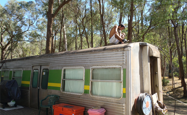 HelpX Camel Farm Australie 2