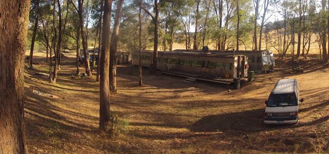 HelpX Camel Farm Australie 5