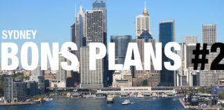 Sydney Bons Plans economies pas cher