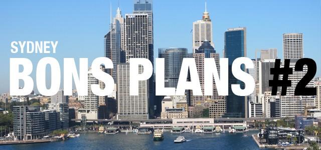 Sydney les bons plans – Part #2