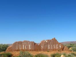 Alice Springs Australie NT Australie