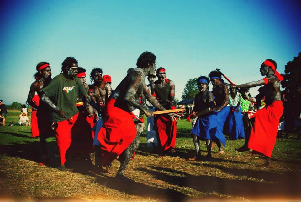 Rencontre aborigène australie