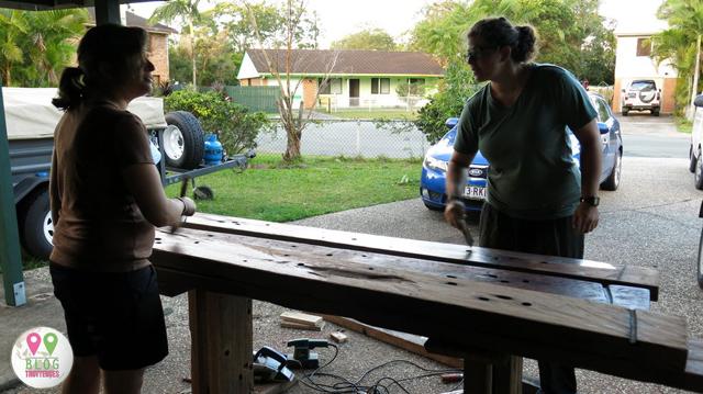 helpx conseils avantages job australie travail
