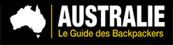 Logo Australie Guide Backpackers BL