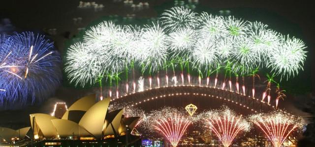 Que faire pour le jour de l'an à Sydney ?