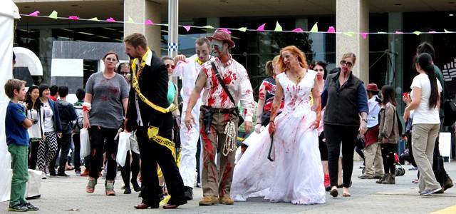 La Zombie Walk – Perth