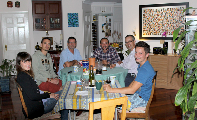 couchsurfing   bon plan pour son arriv u00e9e en australie