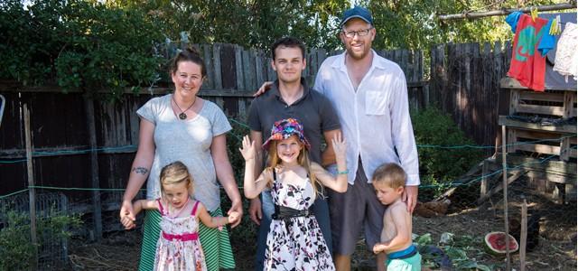 Expérience de HelpX dans une famille à Melbourne