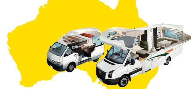 Location Camping-car en Australie