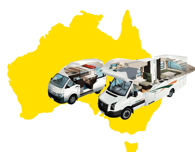 location camping-car en australie