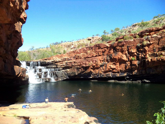 bell gorge gibb river road kimberley