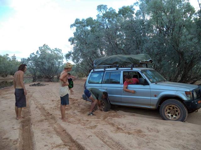 4x4 Kimberleys Gibb river australie