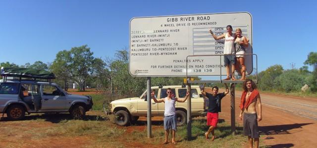 la gibb river road  au coeur des kimberleys