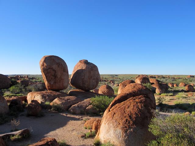 Devils Marble Australia NT