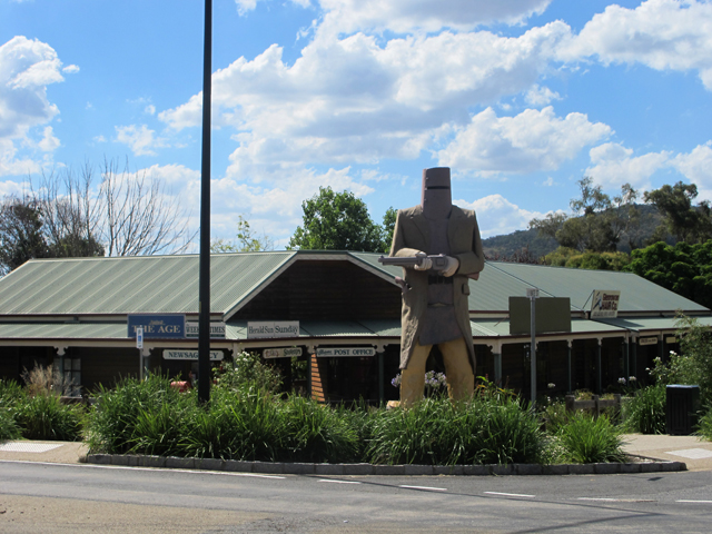 Australia Ned Kelly