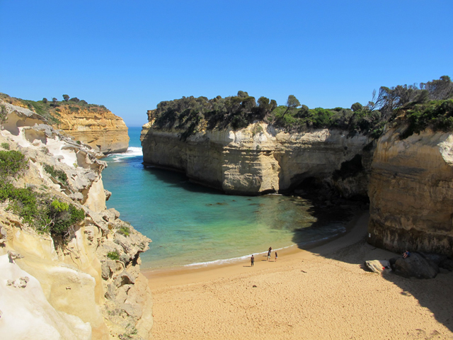 Great ocean Road Loch Ard Gorge Australia