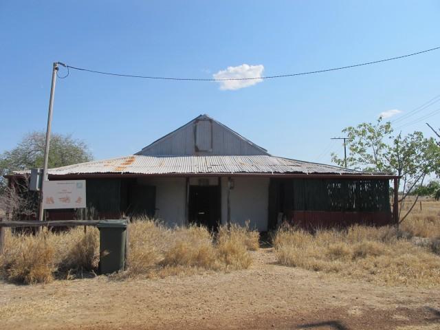 Village fantome Australie