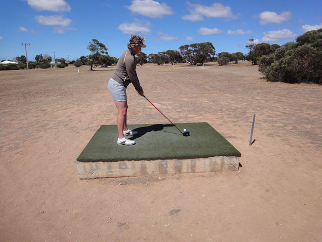 Nullarbor links golf course australia