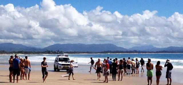 Un nageur tué par un requin à Byron Bay Australie