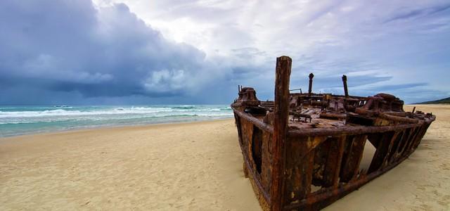 2 jours de 4×4 sur Fraser Island