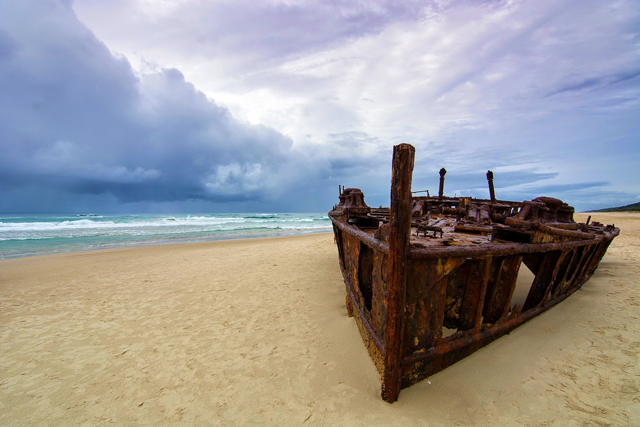Fraser Island Boat Australia