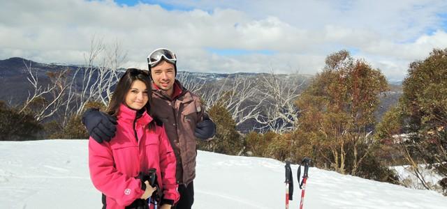 Travailler dans une station de ski en Australie