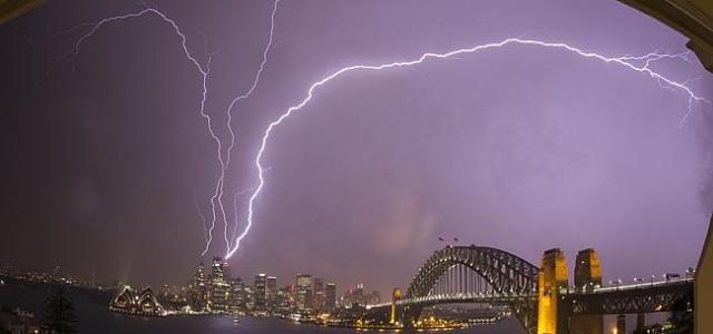 Violente tempête à Sydney : vents, pluie et neige frappent la région