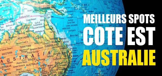 16 meilleurs spots à voir sur la côte est en Australie