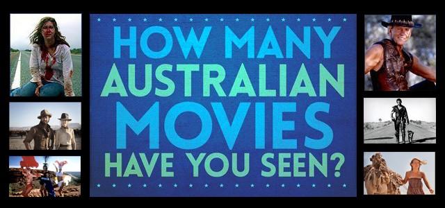 Les 12 films à voir sur l'Australie