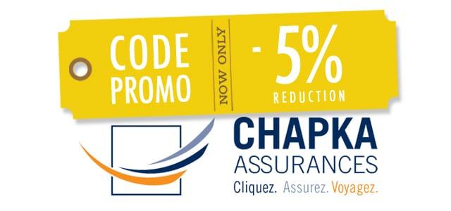 code promo chapka assurances